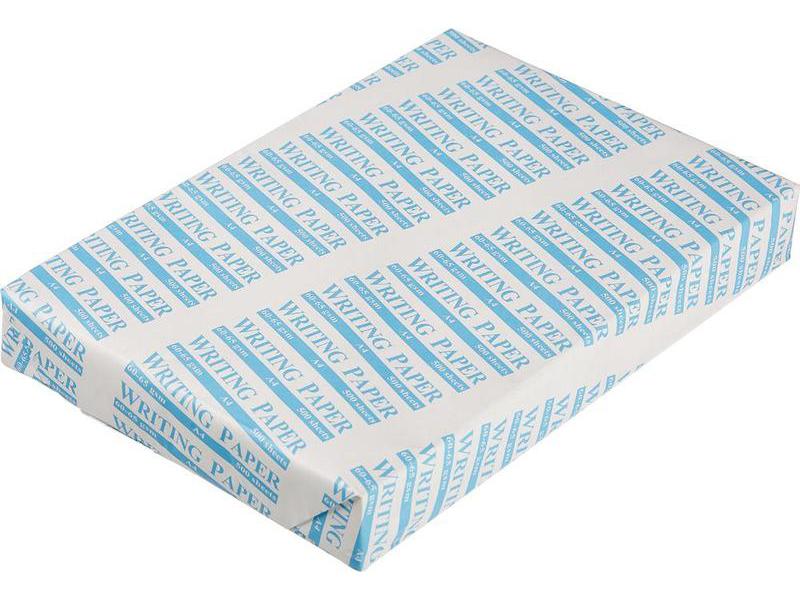 Бумага писчая Writing Paper А4 60-65g/m 500 листов 90% 110904