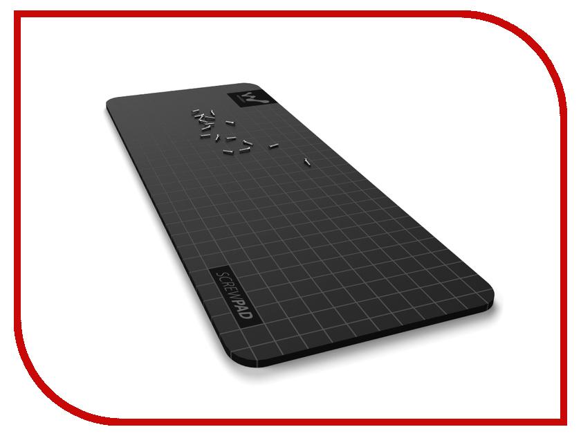 Магнитный коврик Xiaomi Mijia Wowstick Wowpad 2 Black датчик xiaomi mijia gas leak detector