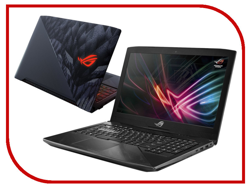 Ноутбук ASUS ROG GL503GE-EN213T Black 90NR0084-M03900 (Intel Core i5-8300H 2.3 GHz/12288Mb/1000Gb+128Gb SSD/nVidia GeForce GTX1050Ti 4096Mb/Wi-Fi/Bluetooth/Cam/15.6/1920x1080/Windows 10 Home 64-bit) ноутбук asus x751nv ty001t 90nb0eb1 m00330 intel pentium n4200 1 1 ghz 4096mb 1024gb nvidia geforce gt 920mx 2gb wi fi bluetooth cam 17 3 1600 х 900 windows 10