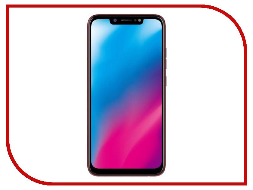 Сотовый телефон TECNO Camon 11 Red сотовый телефон archos sense 55dc 503438