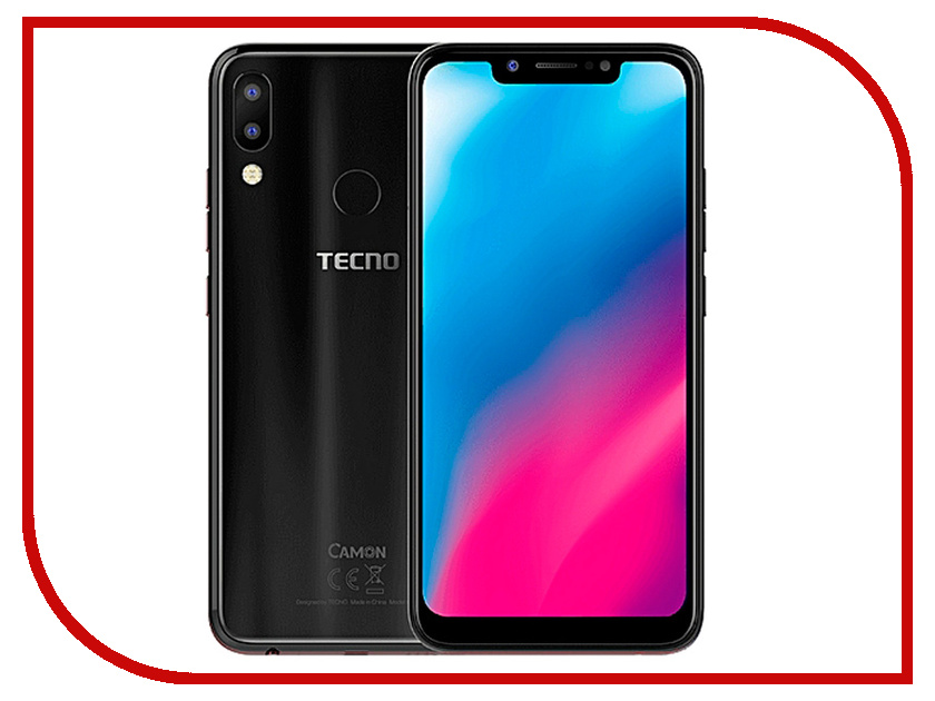 Сотовый телефон TECNO Camon 11 Black