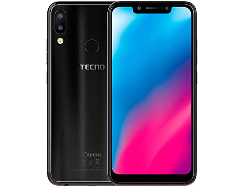 Сотовый телефон TECNO Camon 11 Black сотовый телефон bq 2808 telly black grey