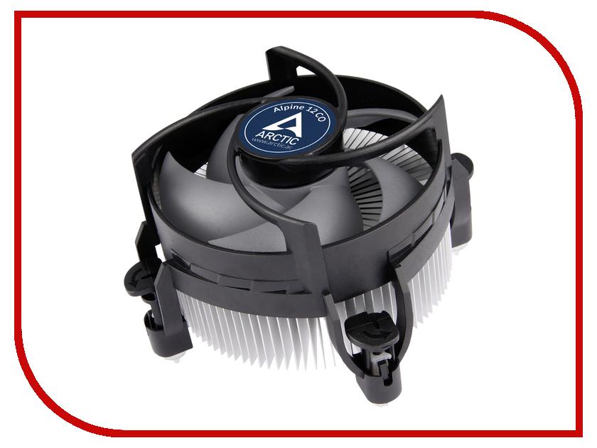 Кулер Arctic Alpine 12 CO ACALP00031A (Intel Socket 1150/1156) кулер arctic alpine 11 pro rev 2