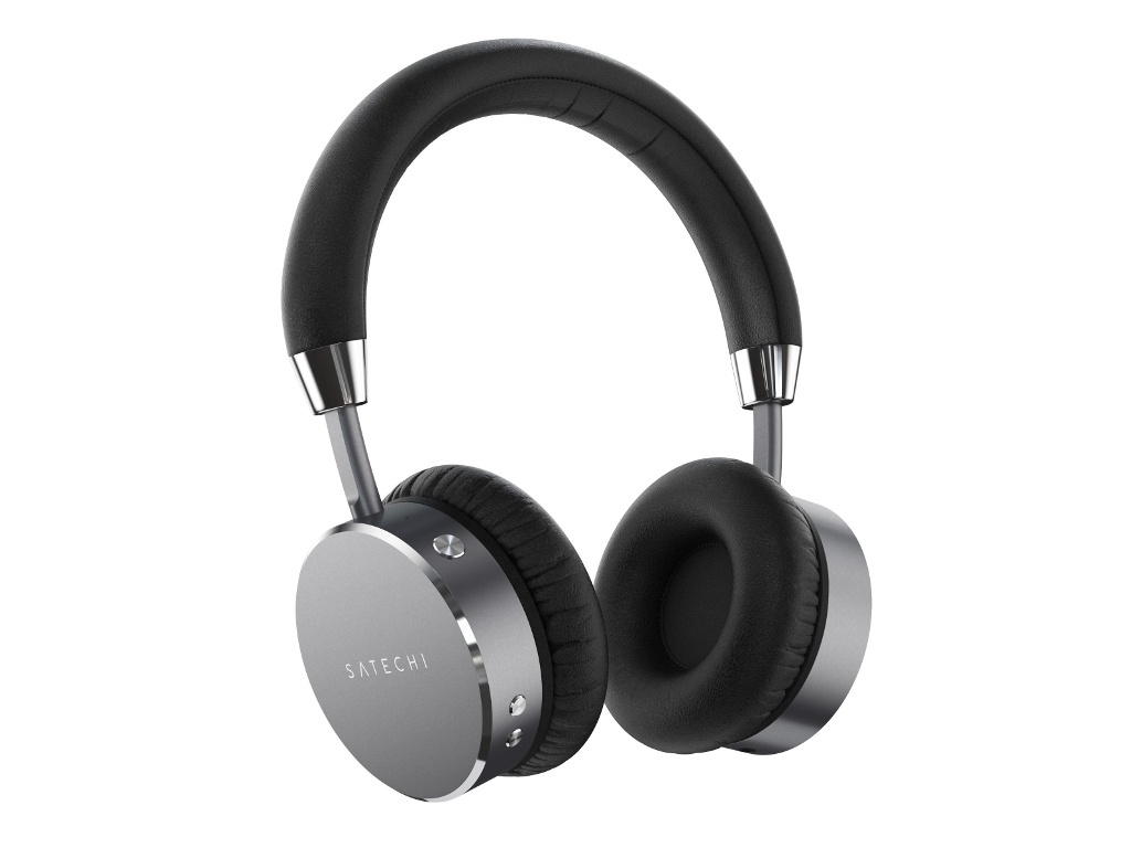 Satechi Aluminum Wireless Space Grey