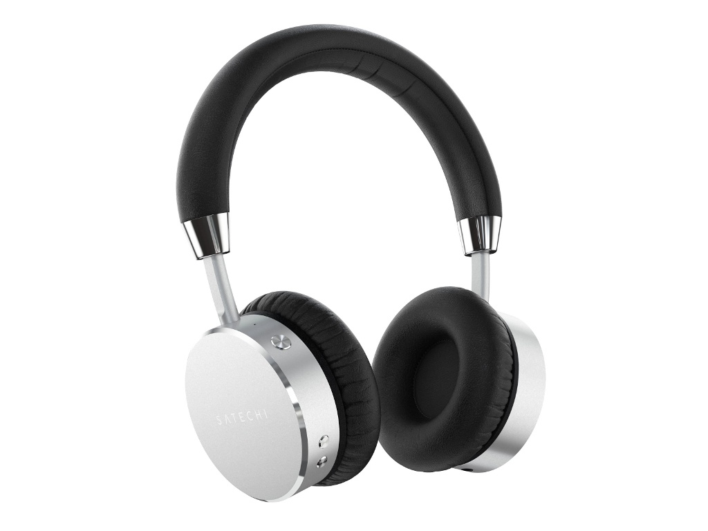 Satechi Aluminum Wireless Silver