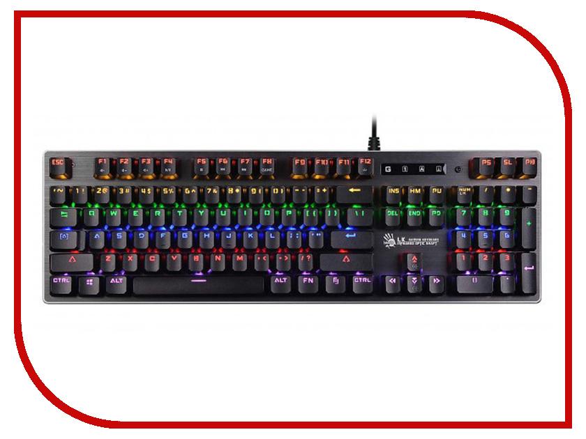 Клавиатура A4Tech B760 Black USB клавиатура smartbuy sbk 206us k black usb