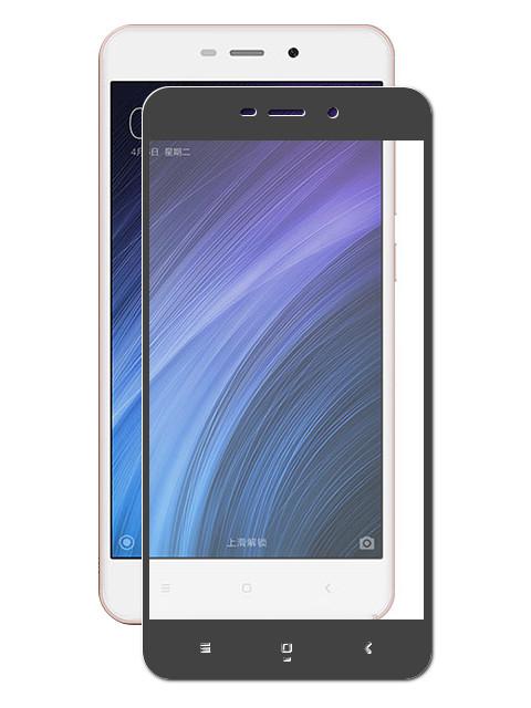 Аксессуар Защитное стекло Krutoff для Xiaomi Redmi 5 Plus Full Screen White 02582 аксессуар стекло защитное для xiaomi redmi note 4x krutoff full screen white 02528
