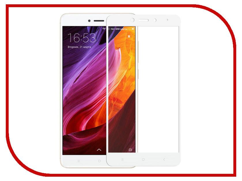Аксессуар Защитное стекло для Xiaomi Redmi 6A Krutoff Full Screen Black 02565 аксессуар защитное стекло для xiaomi redmi s2 neypo full screen glass npg4394