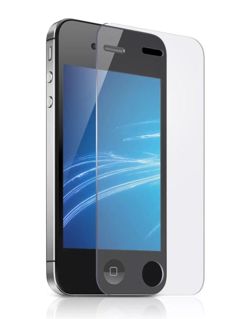 Аксессуар Защитное стекло Krutoff для APPLE iPhone 4/4S 21937 цена