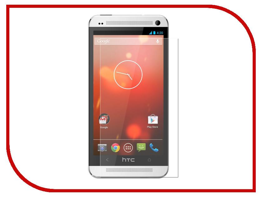Аксессуар Защитное стекло для HTC One M7 Krutoff Group 0.26mm 21903