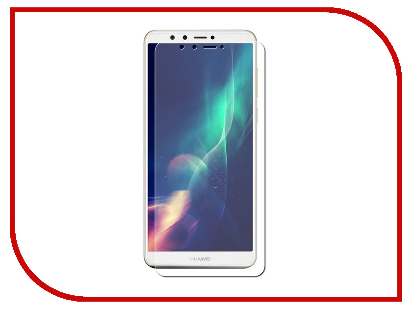 все цены на Аксессуар Защитное стекло для Huawei Y9 2018 Krutoff Group 0.26mm 22156 онлайн