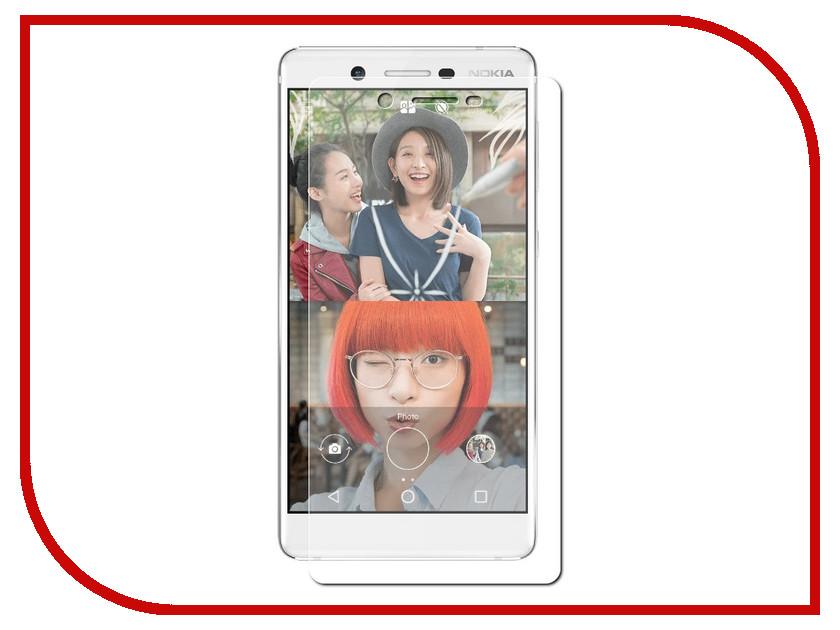 Аксессуар Защитное стекло для Nokia 7 Krutoff Group 0.26mm 22155 аксессуар защитное стекло для apple iphone 7 8 krutoff group 0 26mm 22111