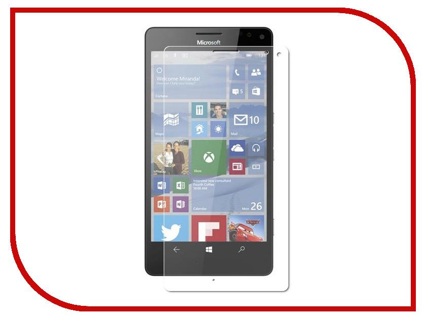 Аксессуар Защитное стекло для Nokia Lumia 950 XL Krutoff Group 0.26mm 21909 аксессуар