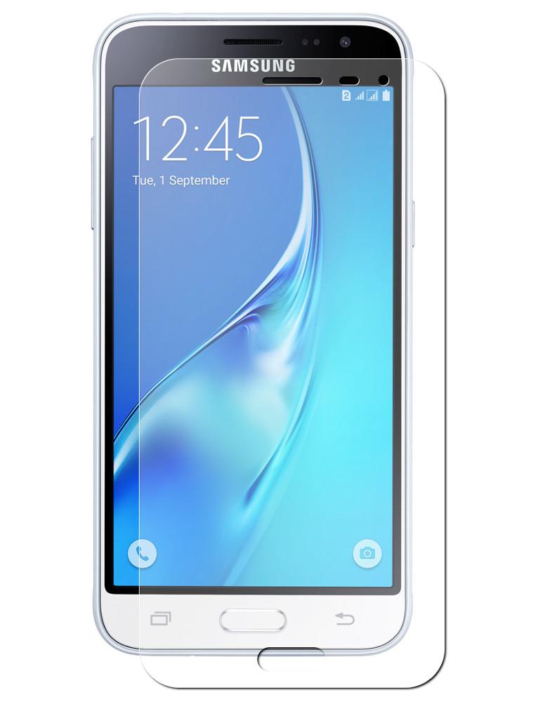 Аксессуар Защитное стекло Krutoff Group для Samsung Galaxy J3 2016 SM-J310 0.26mm 21796