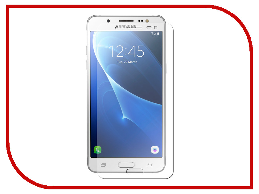 Фото - Аксессуар Защитное стекло для Samsung Galaxy J5 SM-J500F Krutoff Group 0.26mm 22151 samsung galaxy tab e sm t561 black