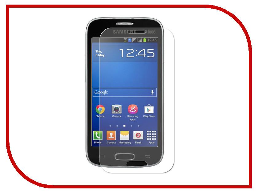 Фото - Аксессуар Защитное стекло для Samsung Galaxy S9 Plus SM-G965F Krutoff Group 0.26mm 20327 samsung galaxy tab e sm t561 black