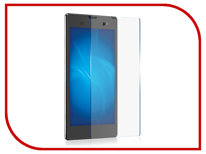 Аксессуар Защитное стекло для Sony Xperia T3 Krutoff Group 0.26mm 21900 аксессуар чехол для sony xperia z krutoff transparent 11541