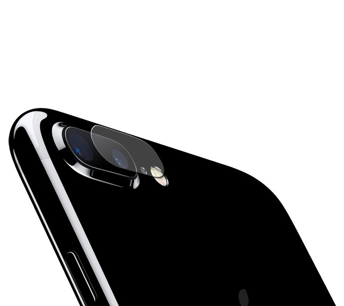 Аксессуар Защитное стекло на заднюю камеру Krutoff для APPLE iPhone 7 Plus / 8 Back 02808
