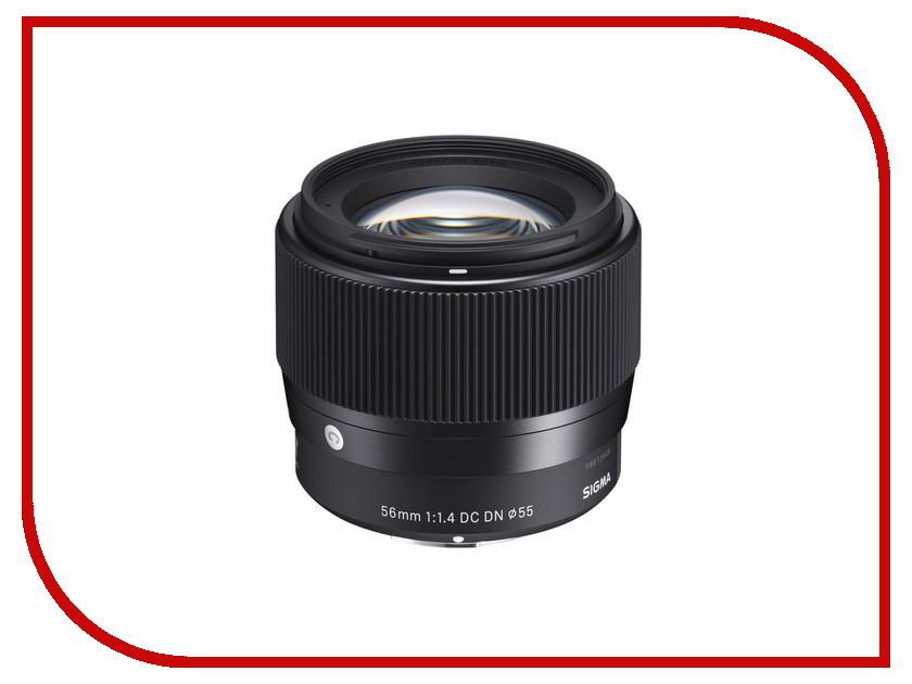 Объектив Sigma 56mm f/1.4 DC DN Contemporary Micro 4/3