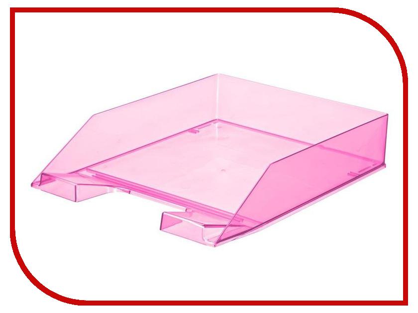 Лоток горизонтальный Attache Selection Flamingo Transparent-Pink 877400 selection excellence 39