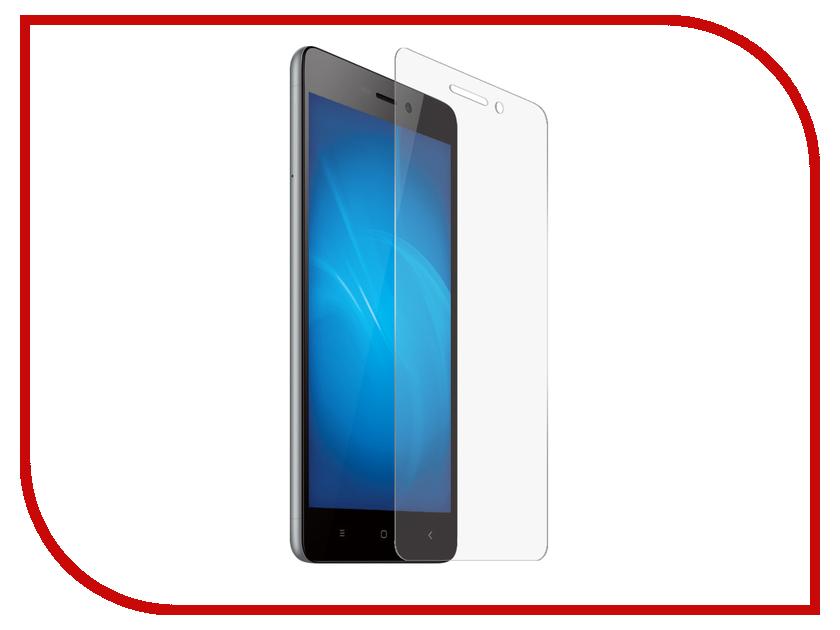 Аксессуар Защитное стекло для Xiaomi Redmi 3 / 3 Pro / 3S / 4A Krutoff 0.26mm 20401 цены