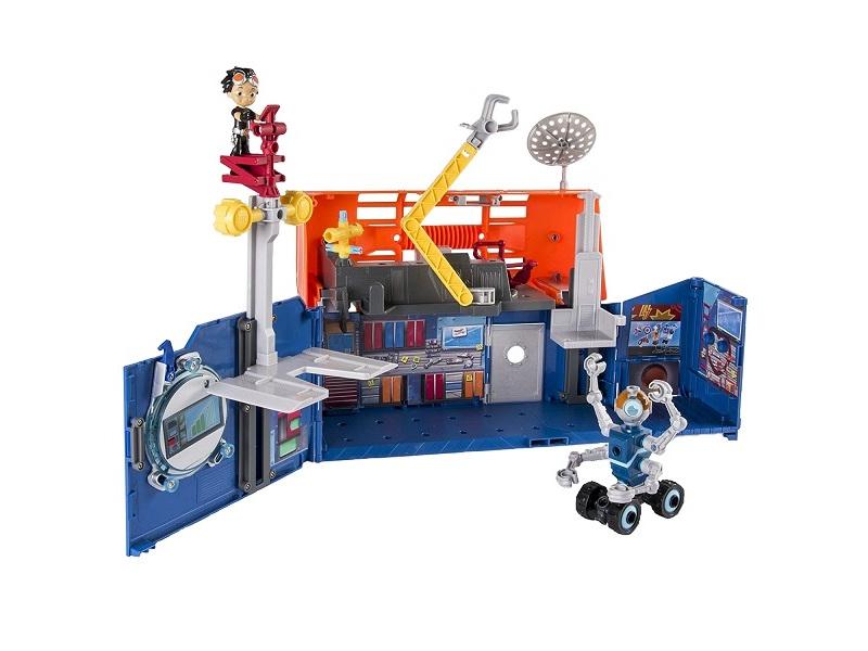 Конструктор Spin Master Rusty Rivets Строительная лаборатория Расти 28102