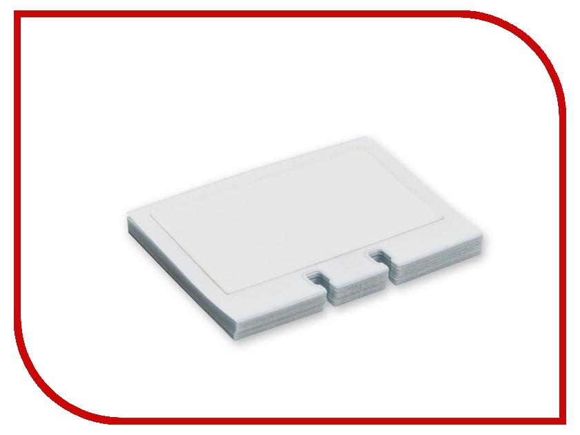 Картотека карманы Durable 40шт 72x104mm для визиток 2418