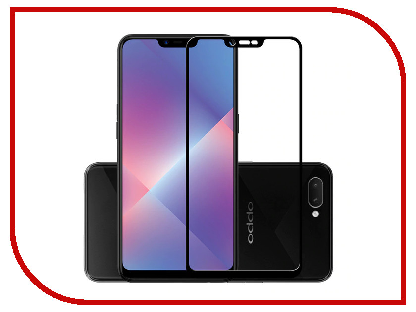 Аксессуар Защитное стекло для OPPO A5 Zibelino TG Full Screen Black ZTG-FS-OP-A5-BLK for lenovo zuk z2 lcd screen display with touch screen digitizer panel glass assembly black white replacement parts free shipping