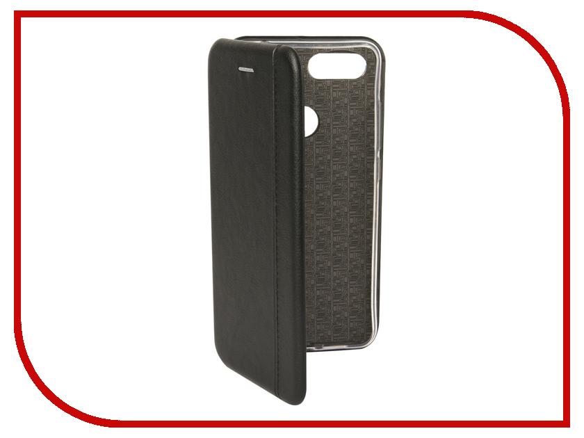 Аксессуар Чехол для Xiaomi Mi8 Lite Zibelino Book Black ZB-XIA-RDM-MI8-LT-BLK аксессуар чехол xiaomi redmi note 5a zibelino cover back elegant black zb xia rdm not5a blk