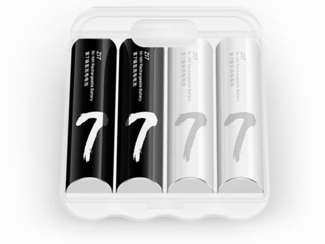 Аккумулятор AAA - Xiaomi ZI7 700mAh (4 штуки)
