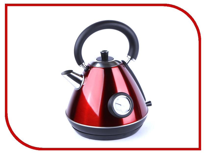 Чайник Kitfort KT-644-3 Red 1pcs new mp377 19 6av6644 0ac01 2ax0 6av6 644 0ac01 2ax0 6av6644 0ac01 2ax1 6av6 644 0ac01 2ax1 protective film touchpad
