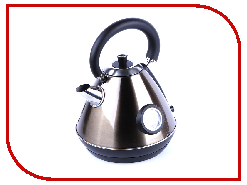 Чайник Kitfort KT-644-2 Antique Bronze чайник kitfort kt 637