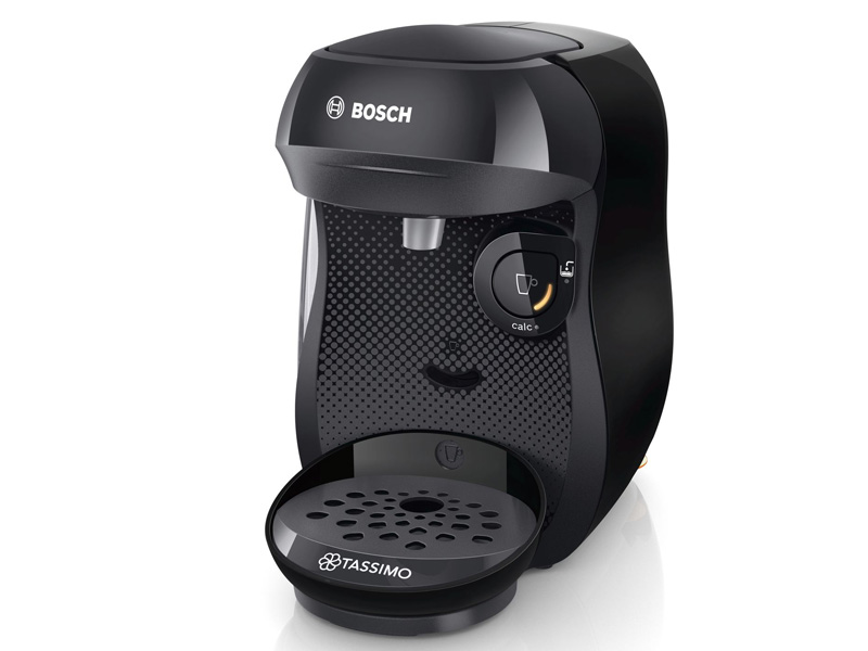 Кофемашина Bosch Tassimo Happy Black Tas1002