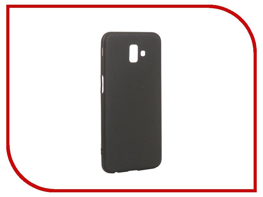 Аксессуар Чехол для Samsung Galaxy J6 Plus 2018 X-Level Guardian Black 2828-212 inov 8 кроссовки x talon 212 жен 3 black berry lime
