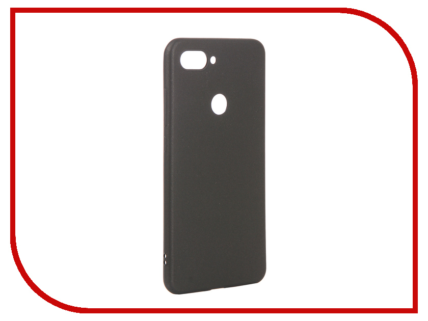 Аксессуар Чехол для Xiaomi Mi 8 Lite X-Level Guardian Black 2828-206 аксессуар чехол для xiaomi redmi mi a1 mi 5x x level guardian series black 2828 070