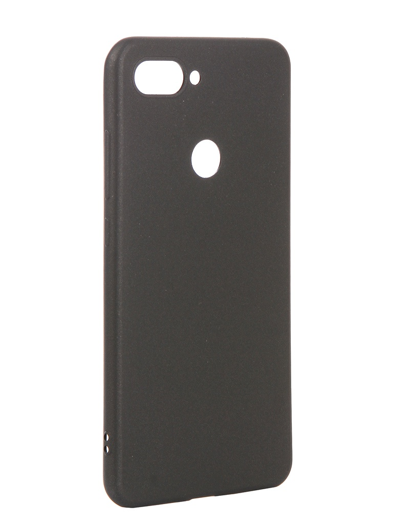Аксессуар Чехол X-Level для Xiaomi Mi 8 Lite Guardian Black 2828-206