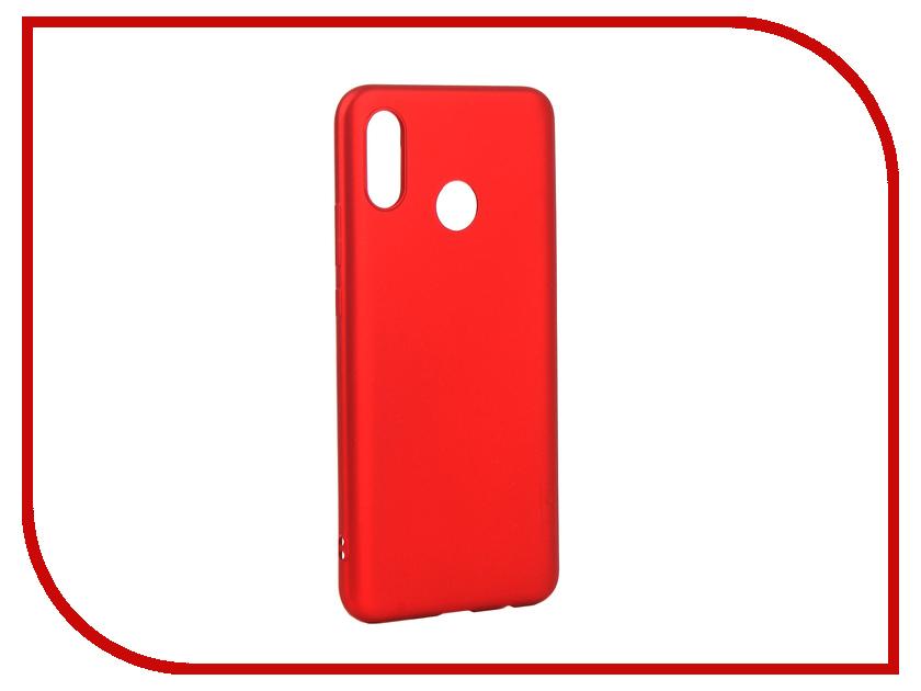 Аксессуар Чехол для Huawei Nova 3 X-Level Guardian Series Red 2828-213 аксессуар x level accessory series usb type c 0 22m red 2028 009