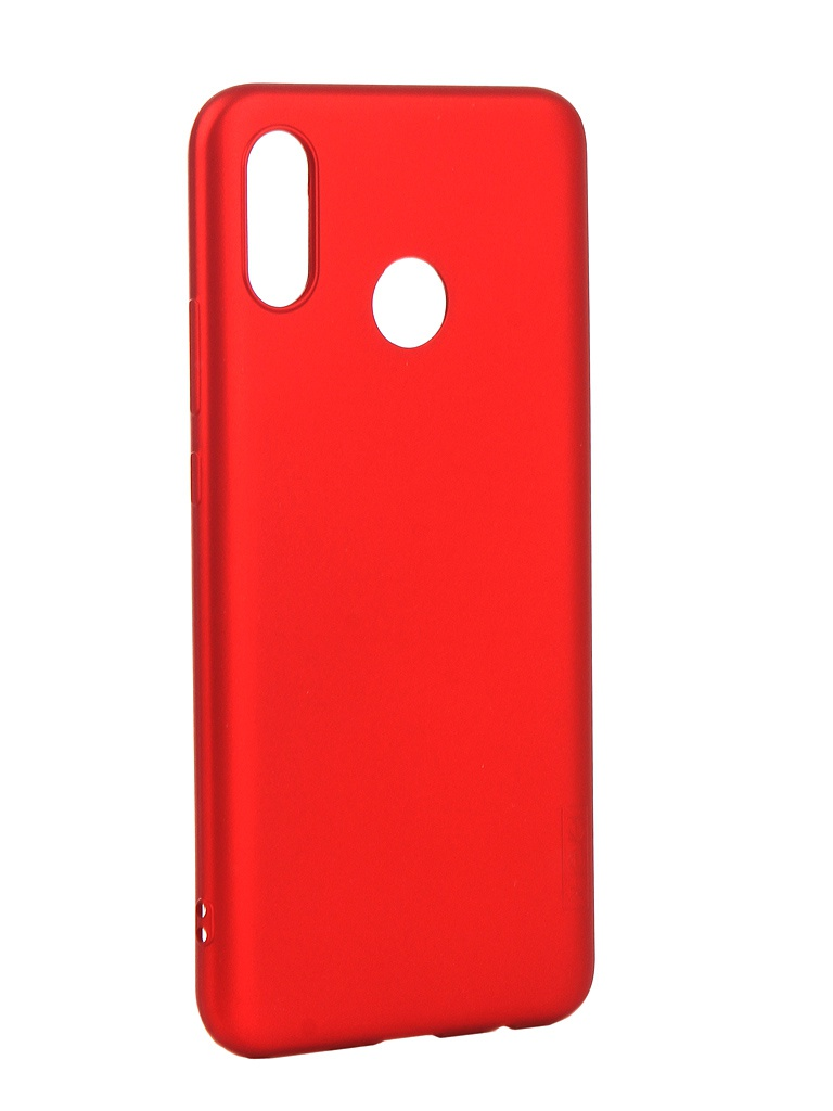 Чехол X-Level для Huawei Nova 3 Guardian Series Red 2828-213
