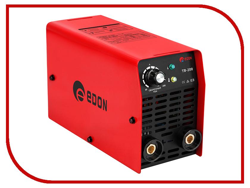 цена на Сварочный аппарат Edon TB-200