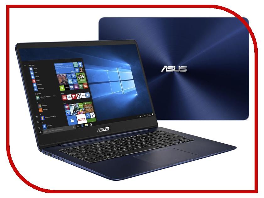 Ноутбук ASUS UX430UA-GV338R 90NB0EC5-M13990 (Intel Core i7-8550U 1.8 GHz/16384Mb/512Gb SSD/No ODD/Intel HD Graphics/Wi-Fi/Bluetooth/Cam/14.0/1920x1080/Windows 10 64-bit) моноблок lenovo ideacentre aio 520 24iku ms silver f0d2003urk intel core i5 7200u 2 5 ghz 8192mb 1000gb dvd rw intel hd graphics wi fi bluetooth cam 23 8 1920x1080 dos
