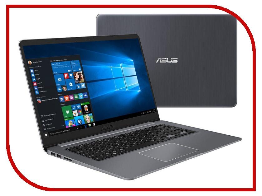 Ноутбук ASUS VivoBook S510UA-BQ905R 90NB0FQ5-M21070 (Intel Core i5-8250U 1.6 GHz/8192Mb/256Gb SSD/No ODD/Intel HD Graphics/Wi-Fi/Bluetooth/Cam/15.6/1920x1080/Windows 10 64-bit) цена и фото