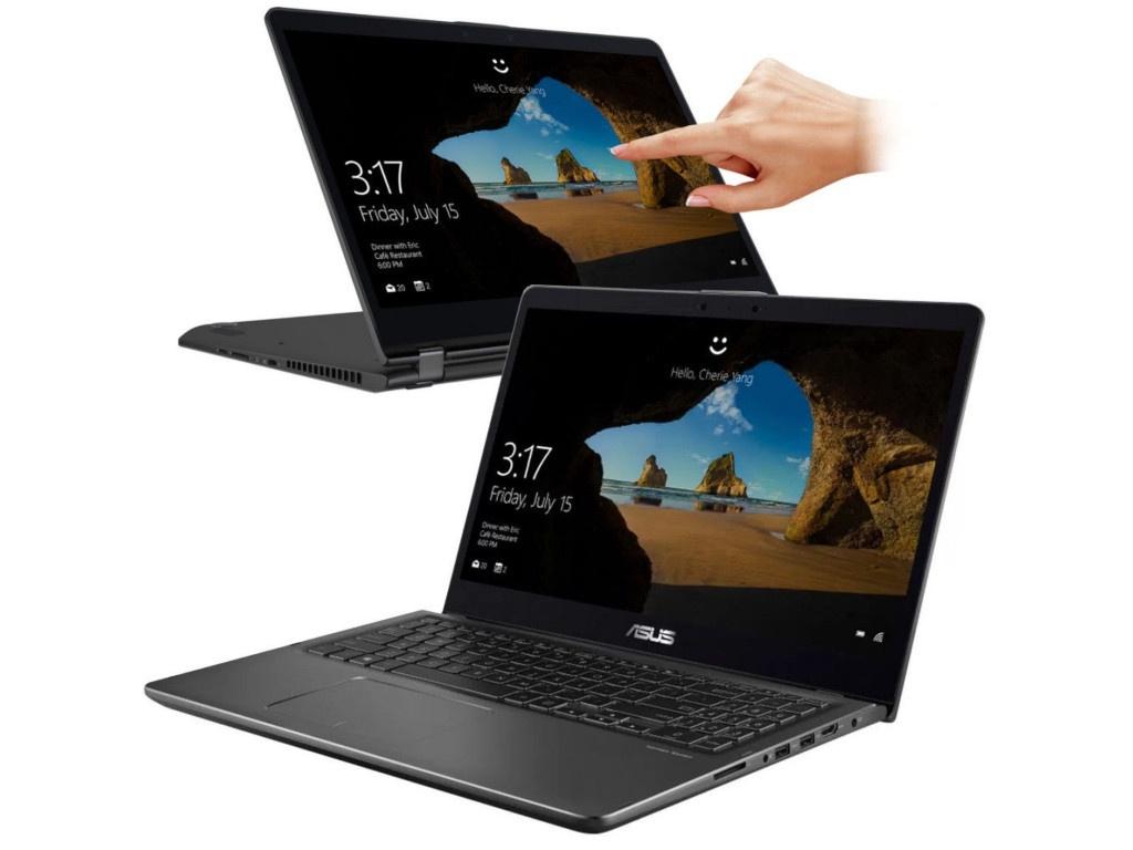 Ноутбук ASUS Flip Touch UX561UA-BO051T 90NB0G41-M00770 (Intel Core i5-8250U 1.6 GHz/8192Mb/512Gb SSD/No ODD/Intel HD Graphics/Wi-Fi/Bluetooth/Cam/15.6/1920x1080/Touchscreen/Windows 10 64-bit) ноутбук asus zenbook s ux391ua eg010r 90nb0d91 m04670 deep dive blue intel core i5 8250u 1 6 ghz 8192mb 512gb ssd no odd intel hd graphics wi fi bluetooth cam 13 3 1920x1080 windows 10 64 bit