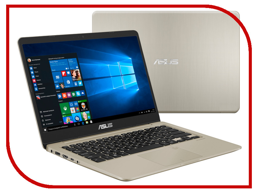 Ноутбук ASUS S410UA 90NB0GF1-M16040 (Intel Core i3-8130U 2.2 GHz/8192Mb/256Gb SSD/No ODD/Intel HD Graphics/Wi-Fi/Cam/14.0/1920x1080/Windows 10 64-bit) ноутбук asus x507ua bq307t 90nb0hi1 m04560 grey intel core i3 8130u 2 2 ghz 6144mb 256gb ssd no odd intel hd graphics wi fi bluetooth cam 15 6 1920x1080 windows 10 64 bit