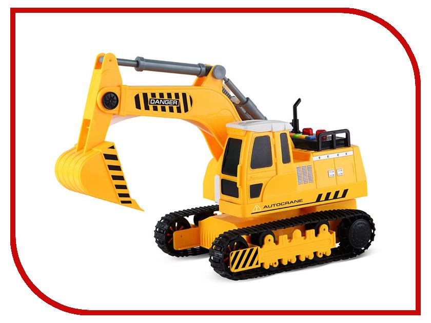 Игрушка Drift Спецтехника 360-Excavator Truck 70807 машина drift спецтехника бетономешалка 48228