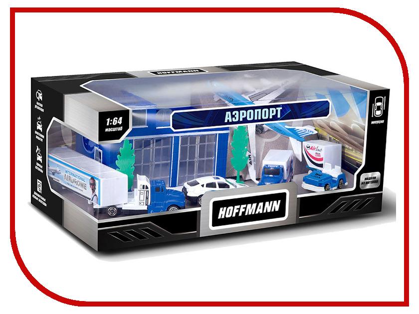 Игрушка Hoffmann Набор машин Аэропорт 72303 игрушка hoffmann germany fury 65681