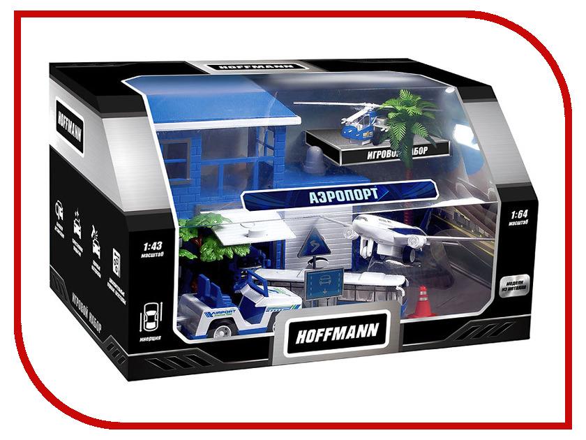 Игрушка Hoffmann Набор машин Аэропорт 72310 игрушка hoffmann germany fury 65681