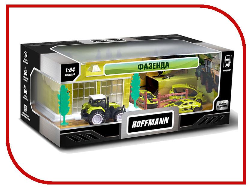 Игрушка Hoffmann Набор машин Фазенда 72305 игрушка hoffmann germany fury 65681