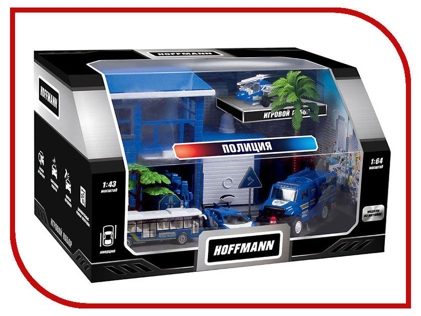 Игрушка Hoffmann Набор машин Полиция 72307 игрушка hoffmann germany fury 65681