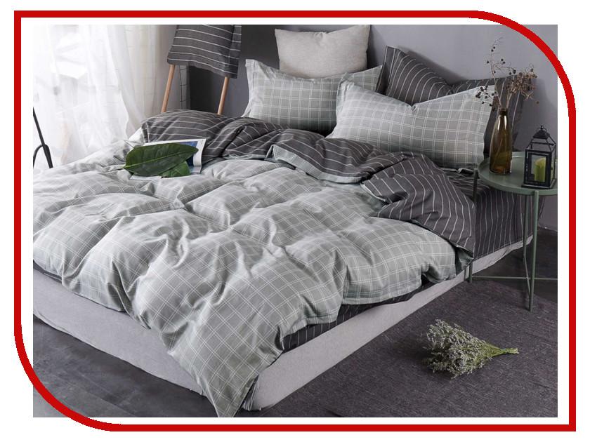 Постельное белье Cleo Satin Lux 15/369-SL Комплект 1.5 спальный Сатин