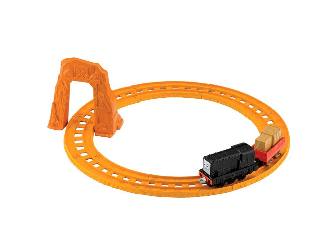 Игрушка Mattel Fisher-Price Thomas CR BLN89